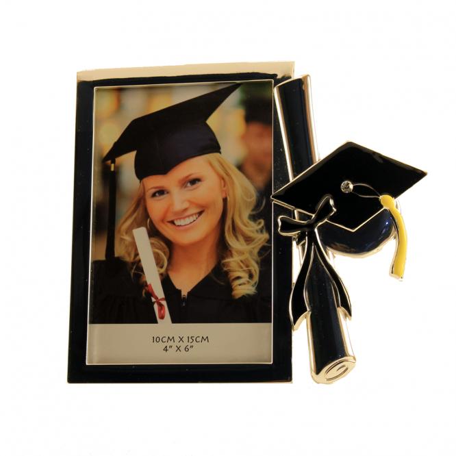 Graduation Cap Rectangular Photo Frame - Frames - Gifts