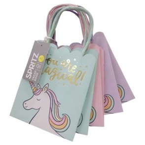 Unicorn You Are Magical Gift Bags 6ct