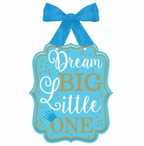 Blue Dream Big Sign