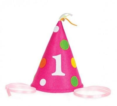 Sweet At One Girl Hat Felt