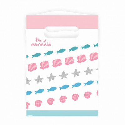 Be a Mermaid Giveaway Bags
