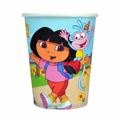 Dora The explorer Birthday Party Cups
