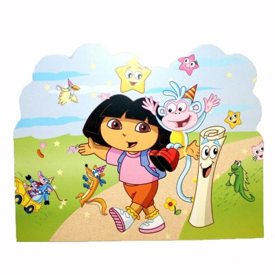 Dora The explorer Birthday Party Invitations