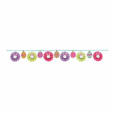 Easter Fan Banner Garlands