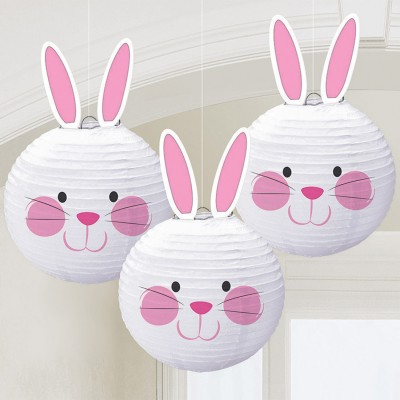 Easter Bunny Lantern Decorations