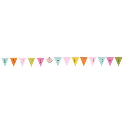 Tea Time Party Banner