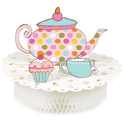 Tea Time Party Centerpieces