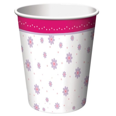 Ballerina Birthday Party Cups