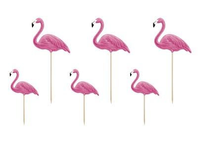 Aloha Toppers Flamingo