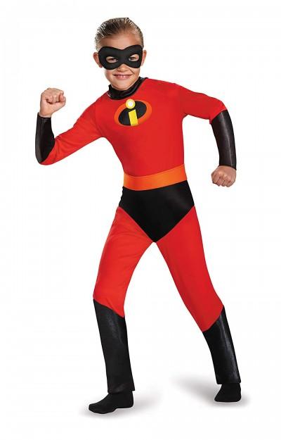 The Incredible Boys Costume Size: Medium 7-8
