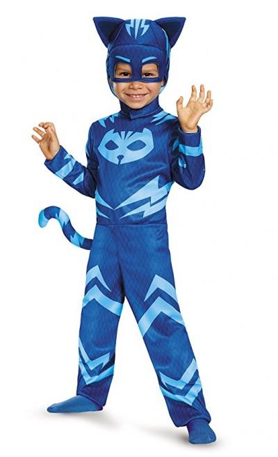Pj Mask Catboy Costume Size:4-6