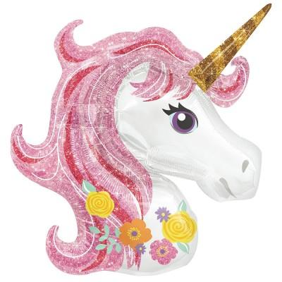 Magical Unicorn Super Shape foil Balloon